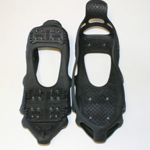 Isbrodder, Isbrodd med passform til de fleste sko.