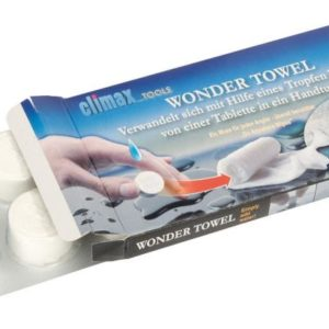 Vaskeklut:Wonder towel
