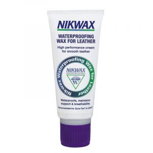 Nikwax Wax for Leather 100 ml. Impregnering, miljøvennlig.