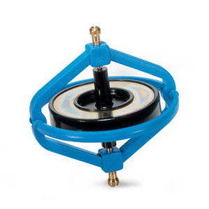 Gyroskop, mini fra Navir. Naturforskeren, snurrebass, gyro. Space wonder.