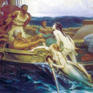 Puslespill Ulysses og Sirenene fra Educa puzzle