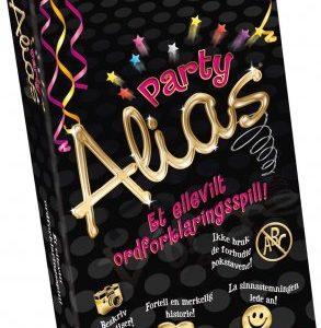 Party Alias reisespill