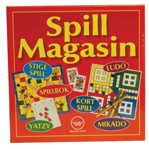 Spill Magasin