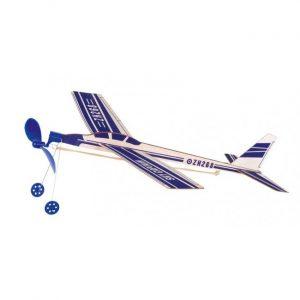 Balsa strikkmotorfly Sky Captain