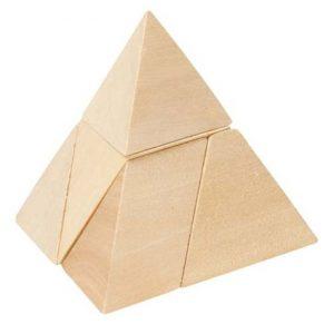 Pyramiden, hjernetrim puslespill fra Goki