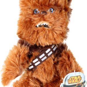 Star Wars Chewacca kosedukke. Fra Disney