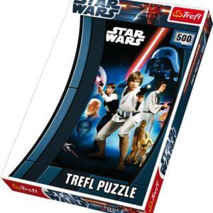 Puslespill Star Wars, 500 biter