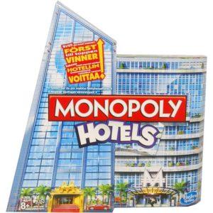 Monopoly Hotels, Monopol hotel
