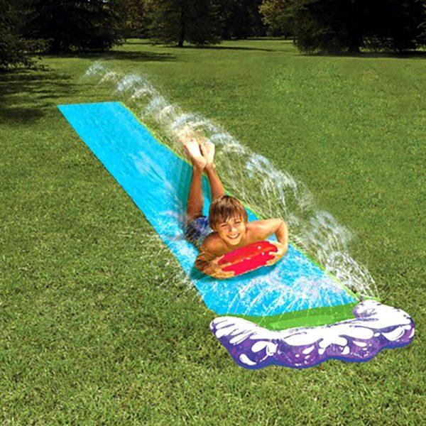 Vannsklie 4,9 meter. Super water fun. Vann sklie.