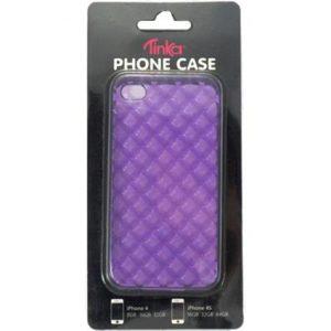iPhone 4-4S deksel, Tinka. Telefon cover