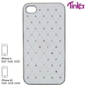 iPhone 4-4S deksel, Tinka Telefon cover
