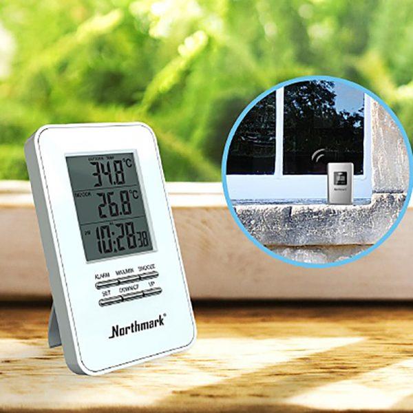 Trådløst termometer