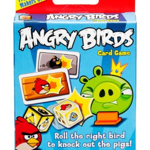 Uno Angry Birds. Kortspill.