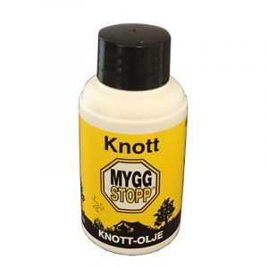 Mygg stopp Knottolje 50 ml
