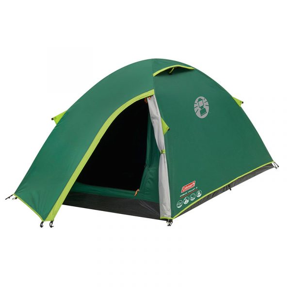 Telt Coleman Kobuk Valley 2. Kuppeltelt for inntil 2 personer. Tunnelltelt. Festivaltelt, camping.