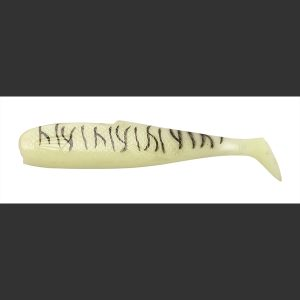 Giant Shad 25cm, 2pk, Str. Alert + Stripped glow
