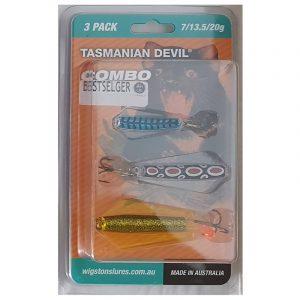 Tasmanian Devil Sluksett Bestselgere 3pk.