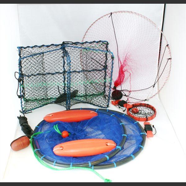 Strandfiskesett junior 5 deler