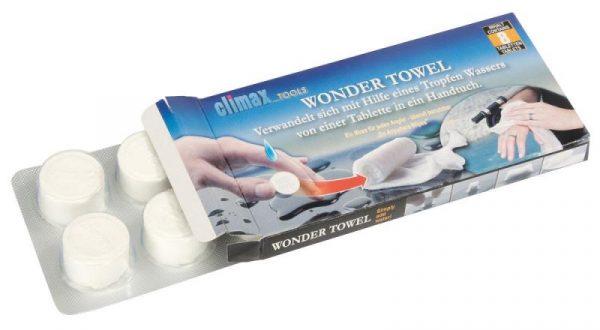 Vaskeklut:Wonder towel