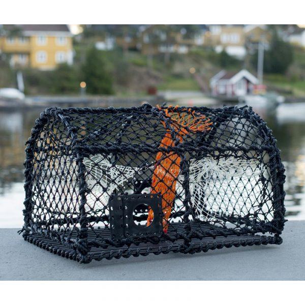 Krabbeteine, Solid teine som er veldig god til krabbe fiske.