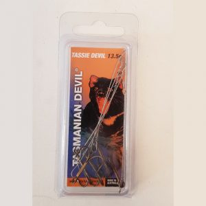 Tasmanian Devil Treble Hook, CT2. Treble krok med stang. Beregnet for Tasmanian 13g