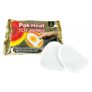 Pak Heat tåvarmer