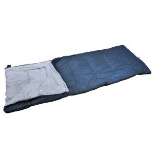 Teppepose Bål Fritid. En romslig og komfortabel Sovepose til båt, camping og hyttebruk.