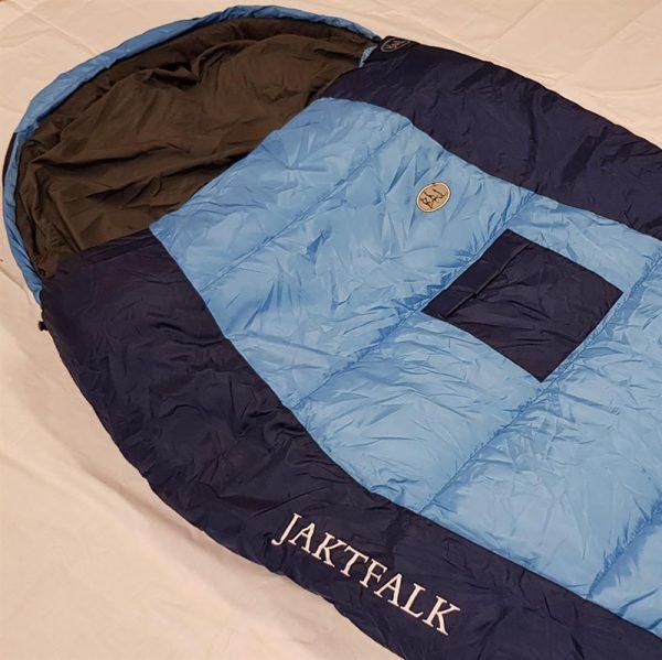 Sovepose Bål Jaktfalk. Sove pose for speidere og friluftsfolk.