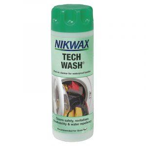 Nikwax Tech Wash 300 ml. Impregnering, miljøvennlig.