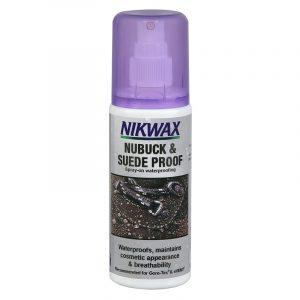 Nikwax Nubuck & Suede Proof 125ml. Impregnering, miljøvennlig.ml
