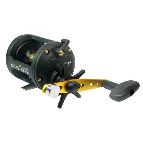 Snelle Okuma classic XT. CLX-300L Fiskesnelle, fiske, fiskeutstyr.