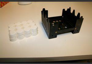 Brensel tablett apparat