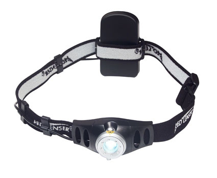 Hodelykt Led Lenser H5 Revolution