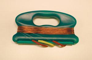 Harpe Minidorg m/kobbertråd