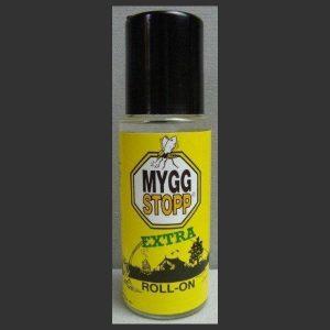 Myggstopp roll-on holder myggen vekk. Myggstopp Roll on er blandt myggmidler et effektivt myggmiddel mot mygg.