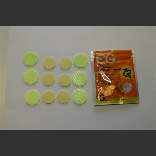 Mygg middel 6 stk. i zip-lockpose