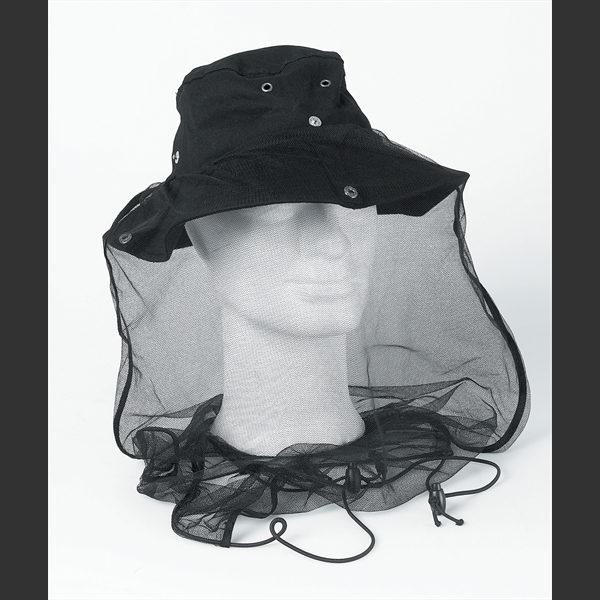 Mygghatt holder myggen vekk fra hode og hals. Mygg hatt er effektiv mot mygg. Myggnett.