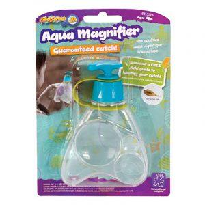 Aqua Magnifier fra Geo Safari. Vannlupe