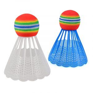 Badminton baller, 2 stk