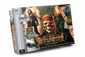 Pirates of the Caribbean, DVD Skattejakt spill