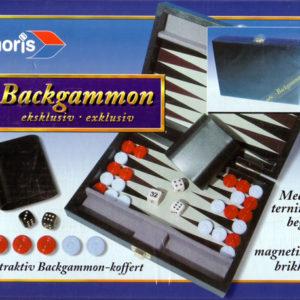 Backgammon klassisk spill i for to.