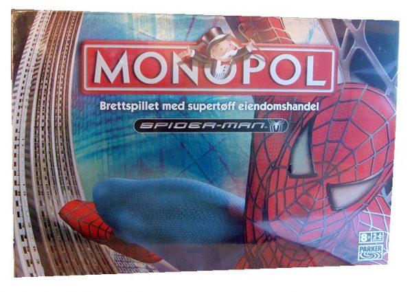Monopol Spider-man