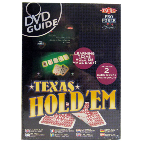 Learn How to Play No-Limit Texas Hold'em - Carte Blanche ...