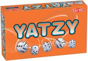 Yatzy reisespill