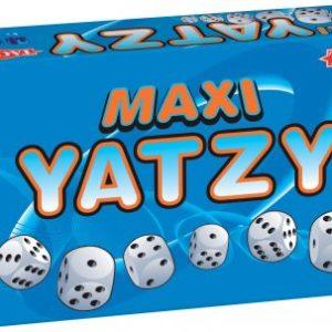 Maxi Yatzy reisespill