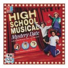 High School Musical mystery date