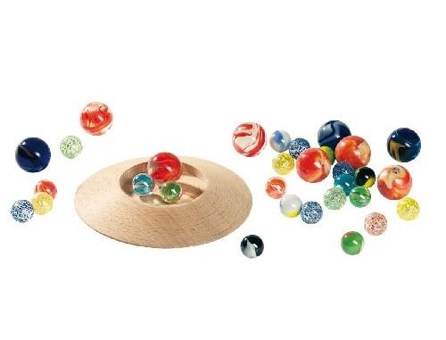 Klinkekule spill fra Goki. Klinkekuler er et nostalgisk og spennende spill. Hobby fabrikken har klinkekulespill.