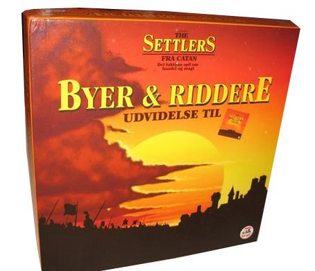 Settlers Byer & Riddere