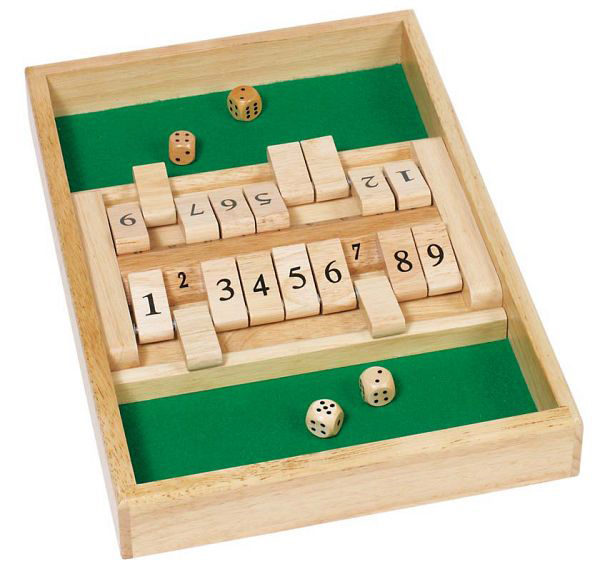 Shut the box 2