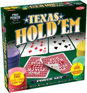 Texas Hold´em Poker set